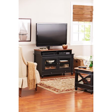 Better homes and gardens autumn lane 3 in 1 tv stand with - Walmart better homes and gardens tv stand ...