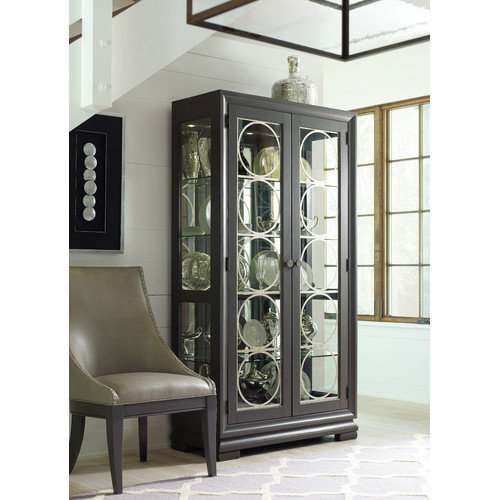 Legacy Classic Furniture Tower Suite Curio Cabinet