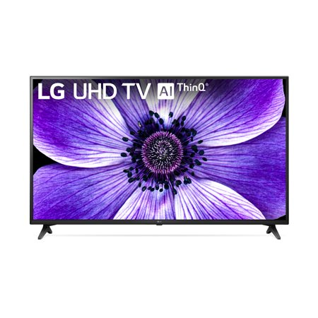 LG 65″ Class 4K UHD 2160P Smart TV 2020 Model Now $495.99