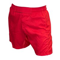 Kids Muay Thai MMA Kick Boxing Martial Arts Shorts BJJ Training Cage Fight UFC (Red,Large (12))