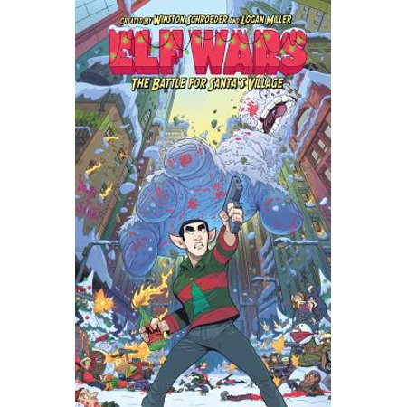 Elf Wars : The Battle for Santa's Village