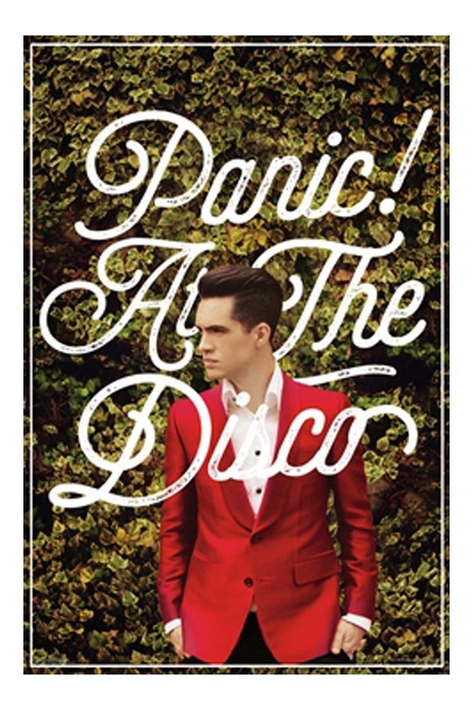 Panic at the Disco Poster Wall Art P3266