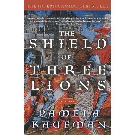 Shield of Three Lions - eBook (Lion And Shield)