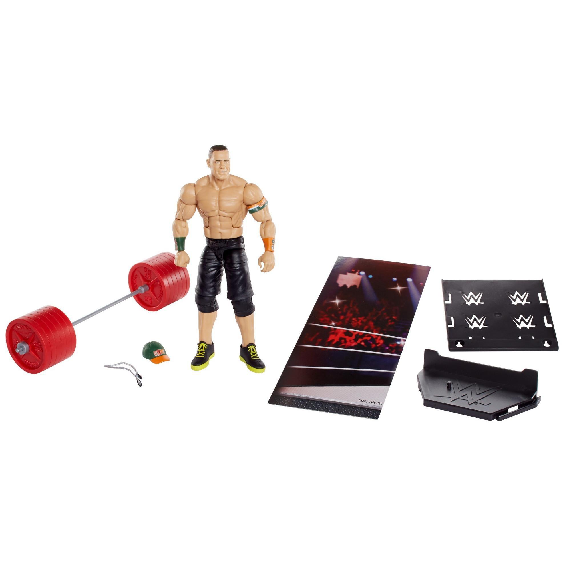 WWE Elite Collection John Cena Figure by Mattel