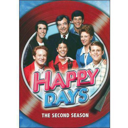 Happy Days 2Nd Season Complete  Dvd 4 Discs