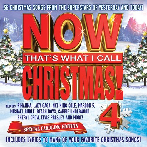 Now Christmas, Vol. 4: The Carol Edition (2CD)