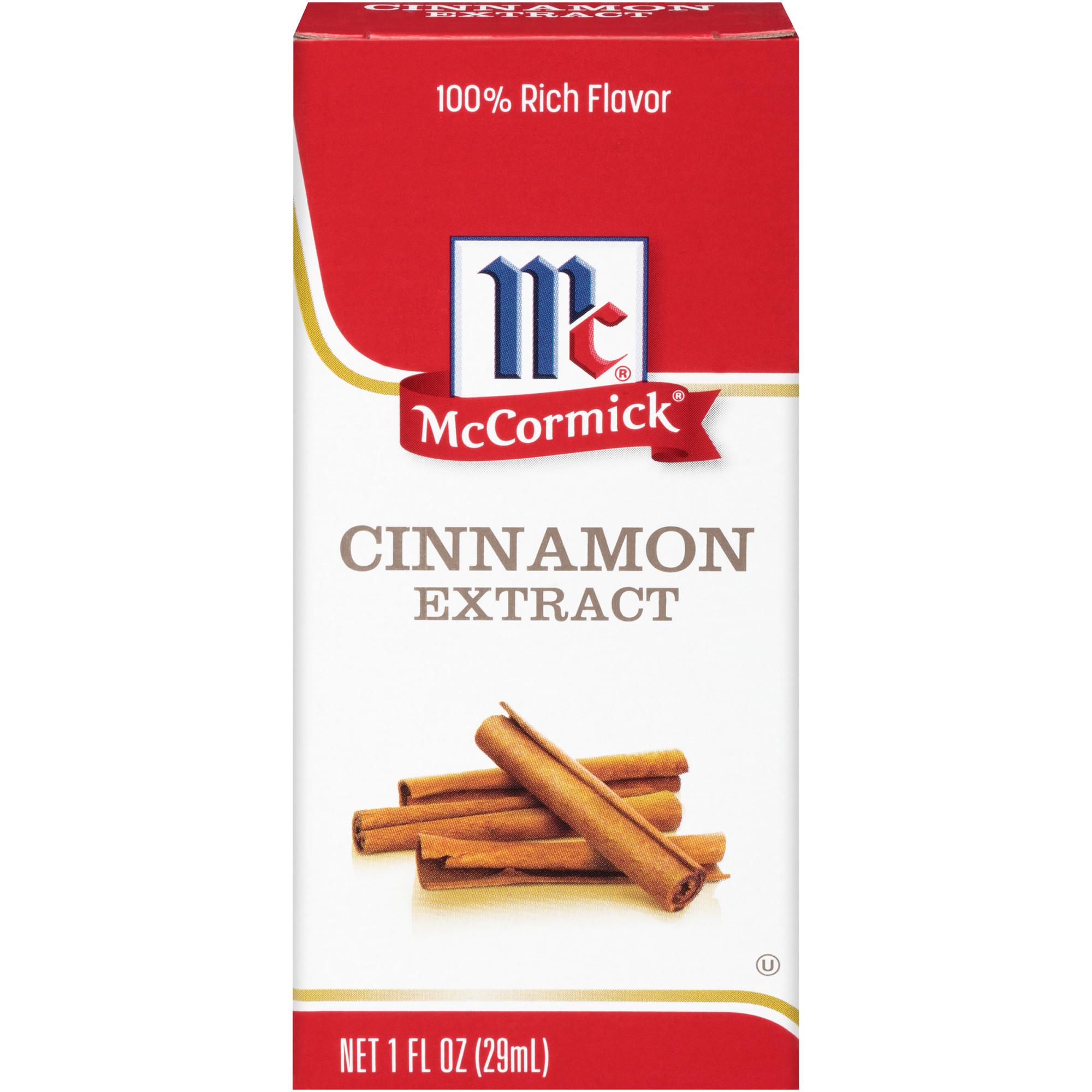 McCormick Cinnamon Extract, 1 fl oz