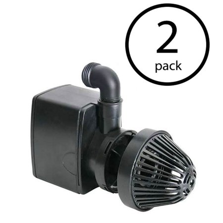 Little Giant 550 GPH 3/4 in. Connection Manual Winter Pool Cover Pump (2 Pack) Little Giant Replacement Parts