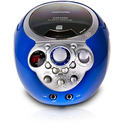 walmart karaoke machine for