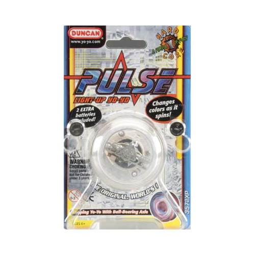 3572XP Pulse Light Up Yo-Yo Multi-Colored