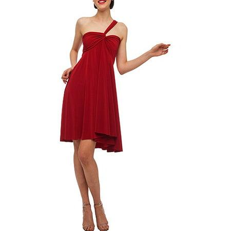 Norma Li Women S Convertible Jersey Dress