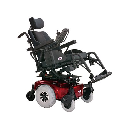Heartway USA Allure RT HP6 Power Strong and Endurable Electric Wheelchair