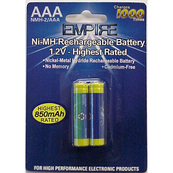 Panasonic HHR-4DPA NiMH Rechargeable Battery
