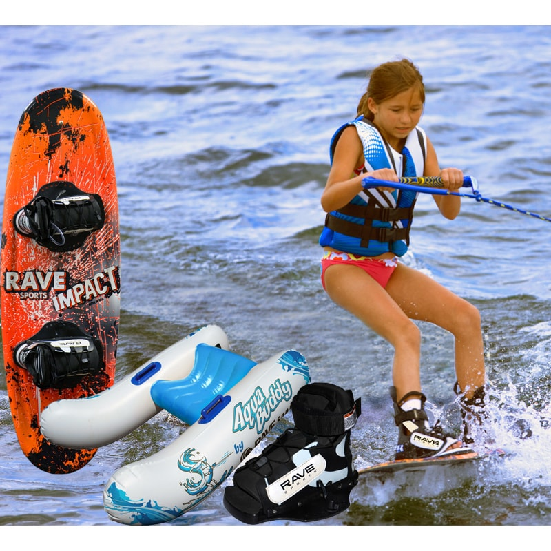 Rave Sports Wakeboard Starter Package by Overstock