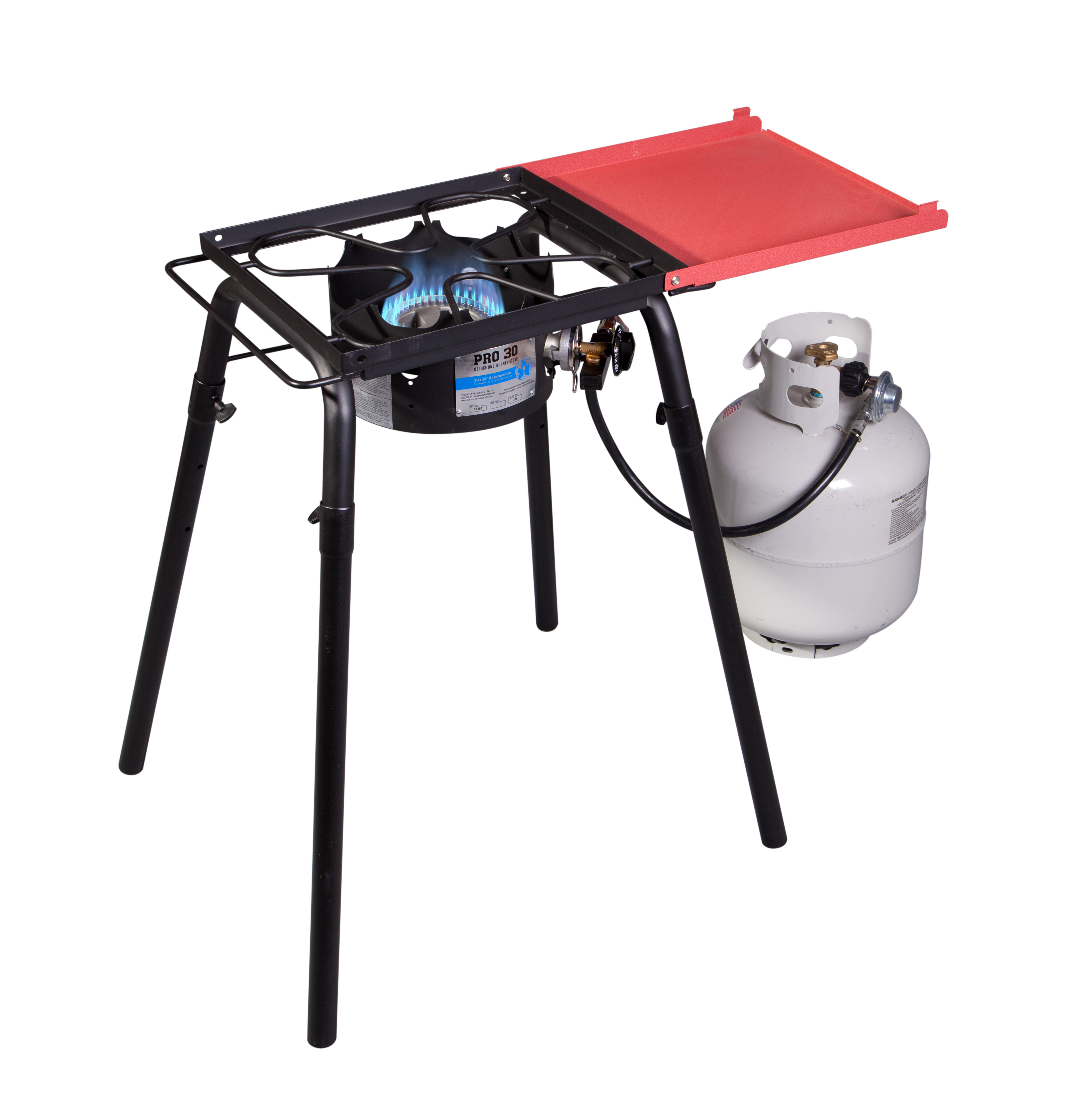 Camp Chef 30,000 BTU Single-Burner Deluxe Camp Stove by Camp Chef