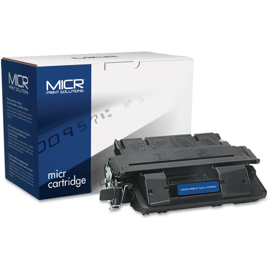 MICR Print Solutions Compatible with C4127XM High-Yield MICR Black Toner Cartridge