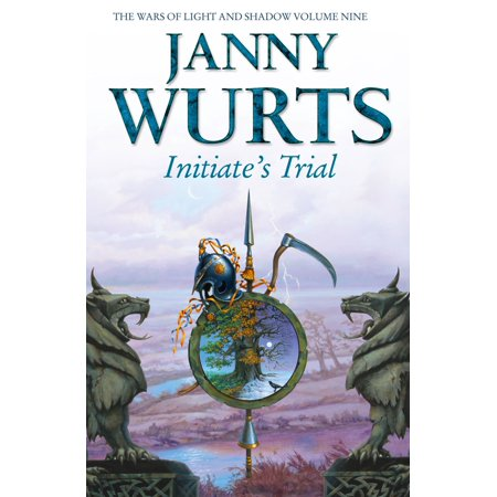 Initiate's Trial: First book of Sword of the Canon (The Wars of Light and Shadow, Book 9) -