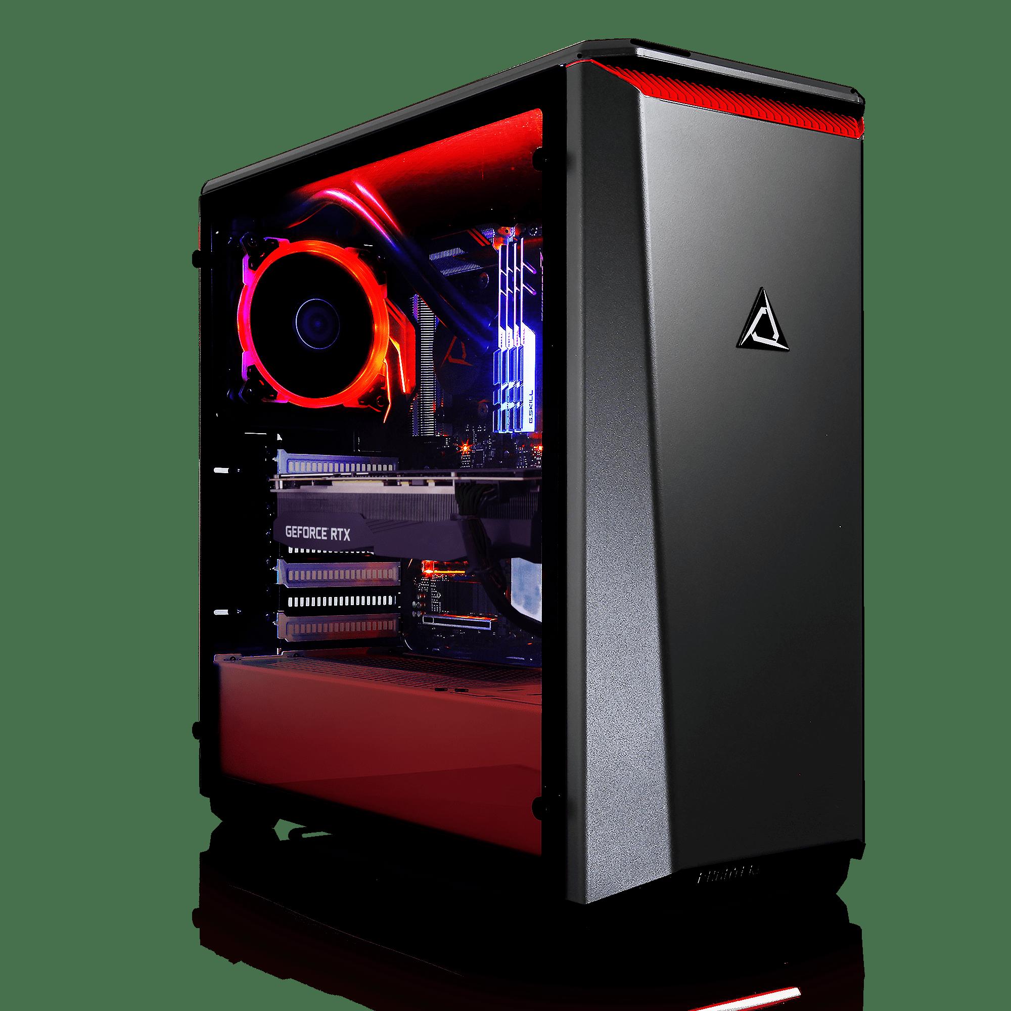 CLX SET GAMING PC AMD Ryzen Threadripper 2950X 3.50GHz (16 Cores) 32GB DDR4 3TB HDD & 960GB SSD NVIDIA GeForce RTX 2080Ti 11GB GDDR6 MS Windows 10 Home 64-Bit