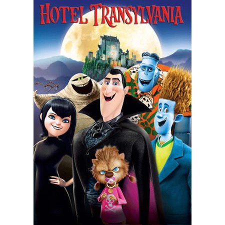 Hotel Transylvania (Vudu Digital Video on Demand) - Dracula Hotel Transylvania