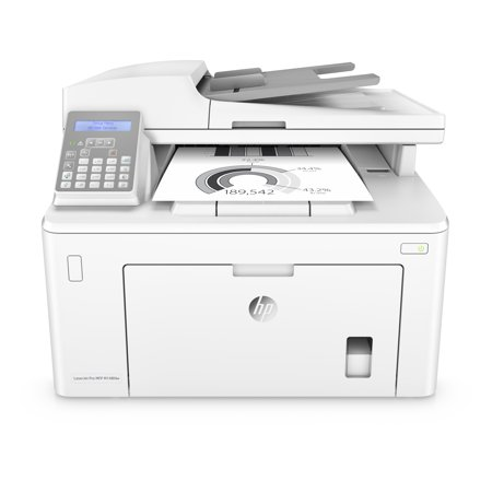 HP LaserJet Pro MFP M148fdw Printer, Up to 1200x1200dpi, up to 30 ppm, Hi-Speed USB2.0, Ethernet 10/100 Base-TX ()