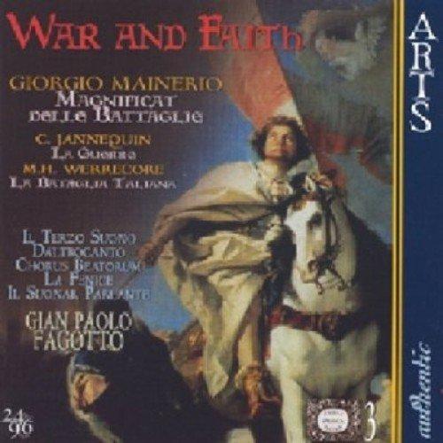 Includes work(s) by Giorgio Mainerio.  Conductor: Gianpaolo Fagotto.