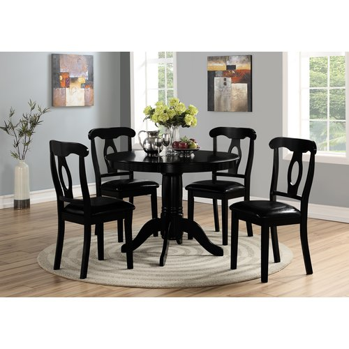 Angel Line 5 Piece Lindsey Dining Set
