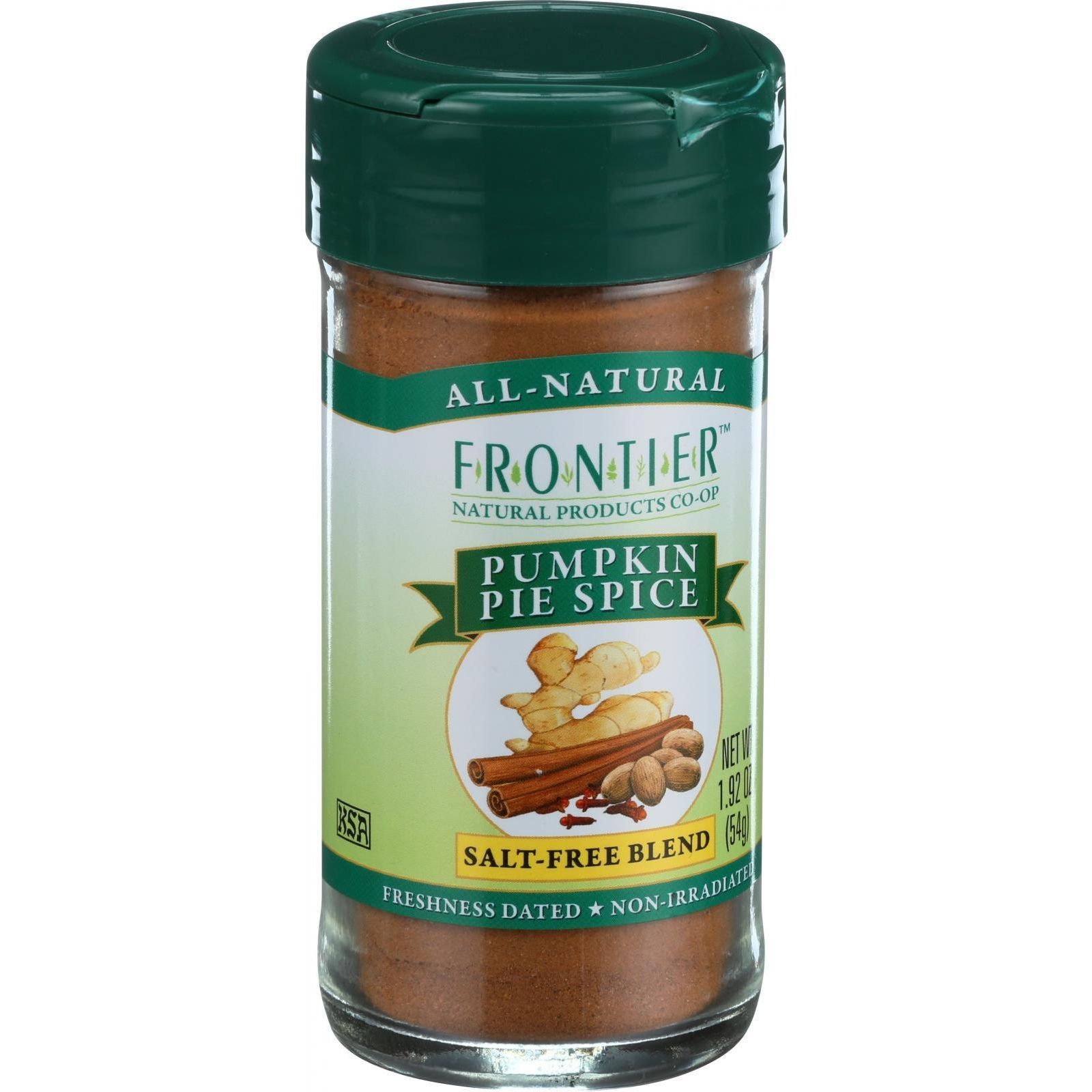 Frontier Herb Pumpkin Pie Spice Seasoning Blend - 1.92 oz