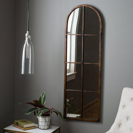 Uttermost Amiel Arch Metal Mirror 17w X 50h In