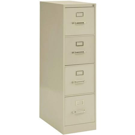 Sandusky Lee 4-Drawer Vertical File Cabinet