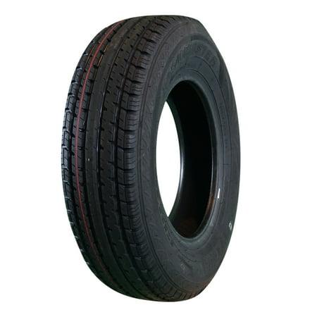 Taskmaster 668 St175 80r13 Load Range C Radial Trailer Tire