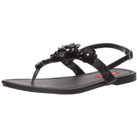 Unionbay Womens Ella Open Toe Casual Ankle Strap Sandals