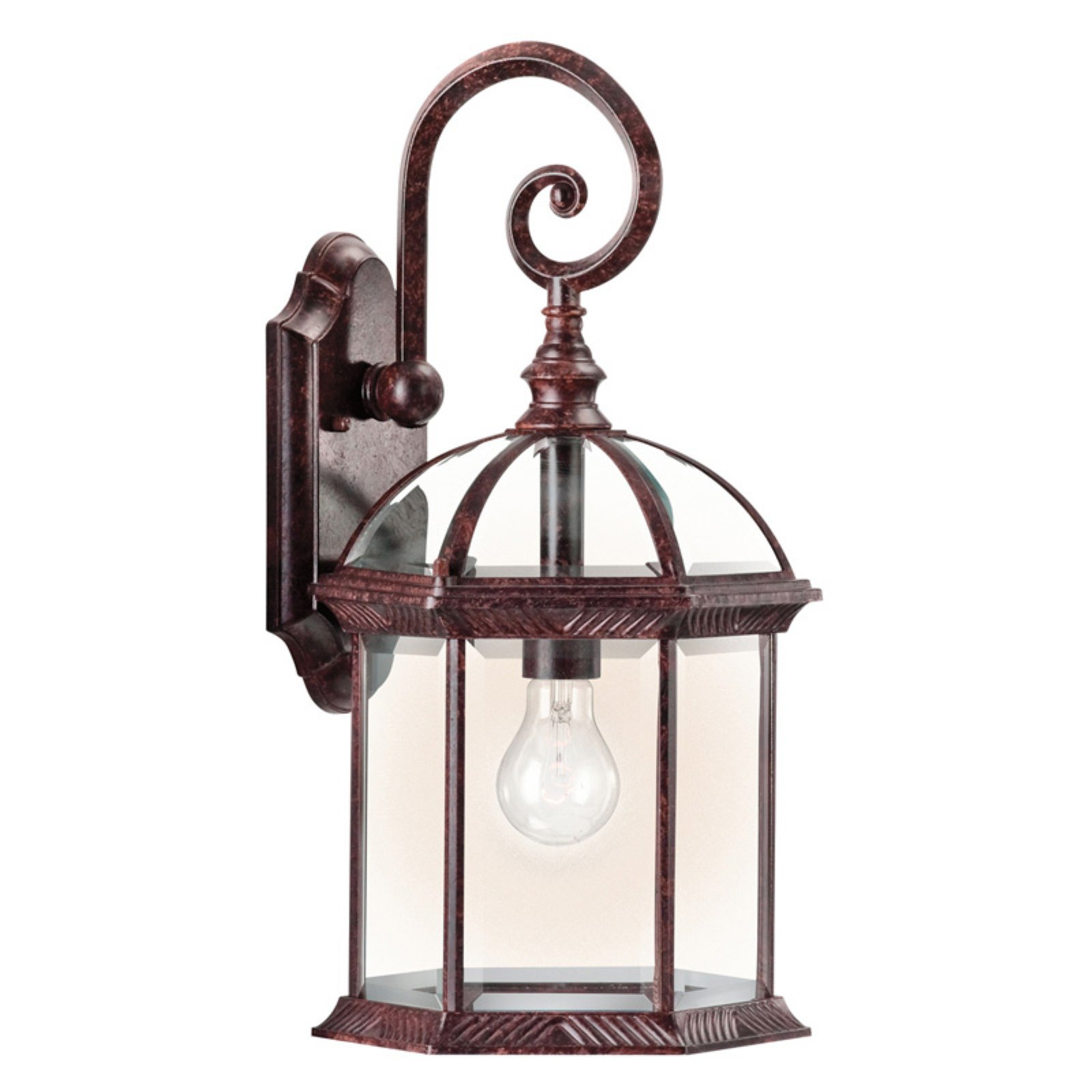 Kichler Barrie 49186L18 Outdoor Wall Light