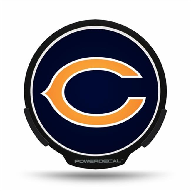 AXIZ GROUP PWR1201 LED Light-Up Decal Chicago Bears