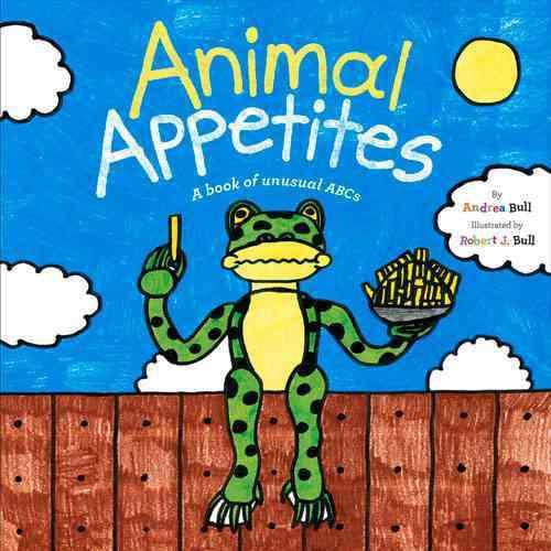 Animal Appetites, Andrea Bull Paperback - image 1 de 1