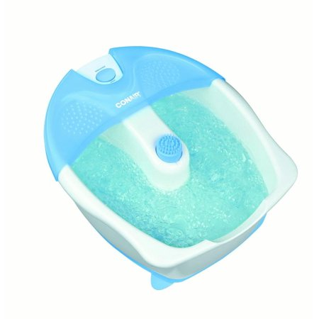 Conair Relaxing Footbath with Bubbles and Heat, Model -
