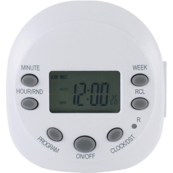 Ge Plugin Digital Timer