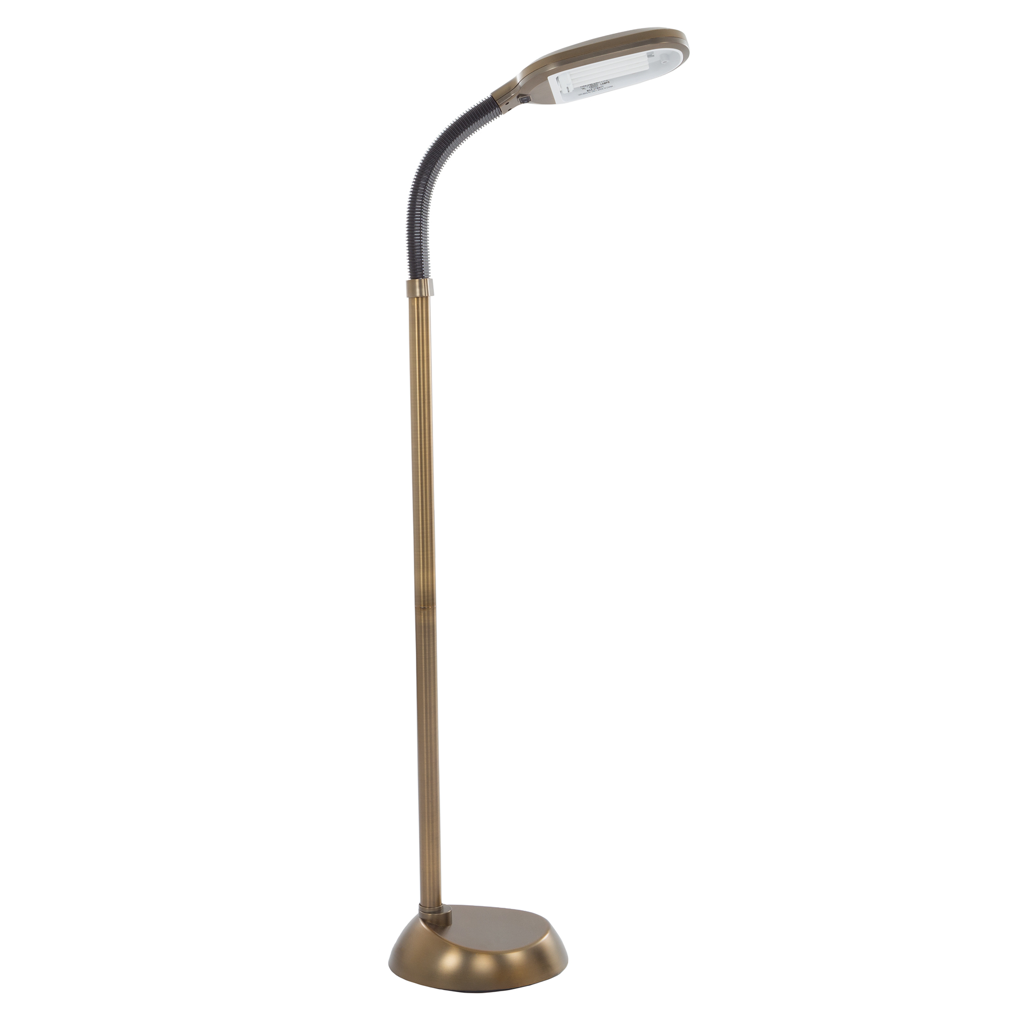 Natural Full Spectrum Sunlight Reading Floor Lamp By