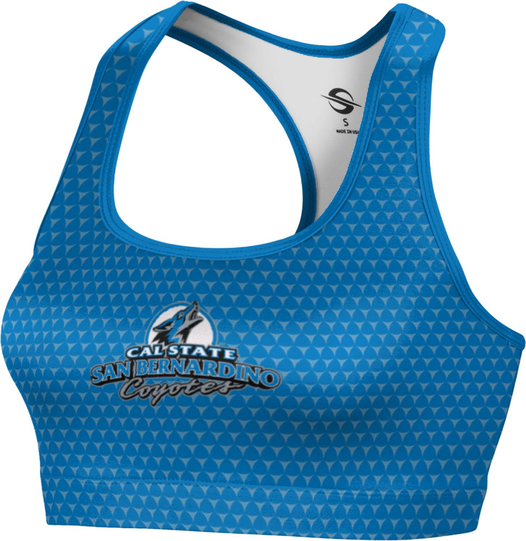 ProSphere Women's California State University San Bernardino Zoom Sports Bra