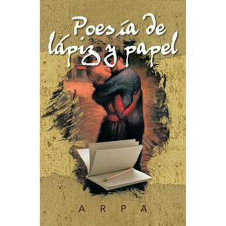 Poesía De Lápiz Y Papel - - Decoracion Halloween De Papel