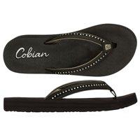 8649e5aa3 Product Image Cobian Cartier II Sandals for Women - Black
