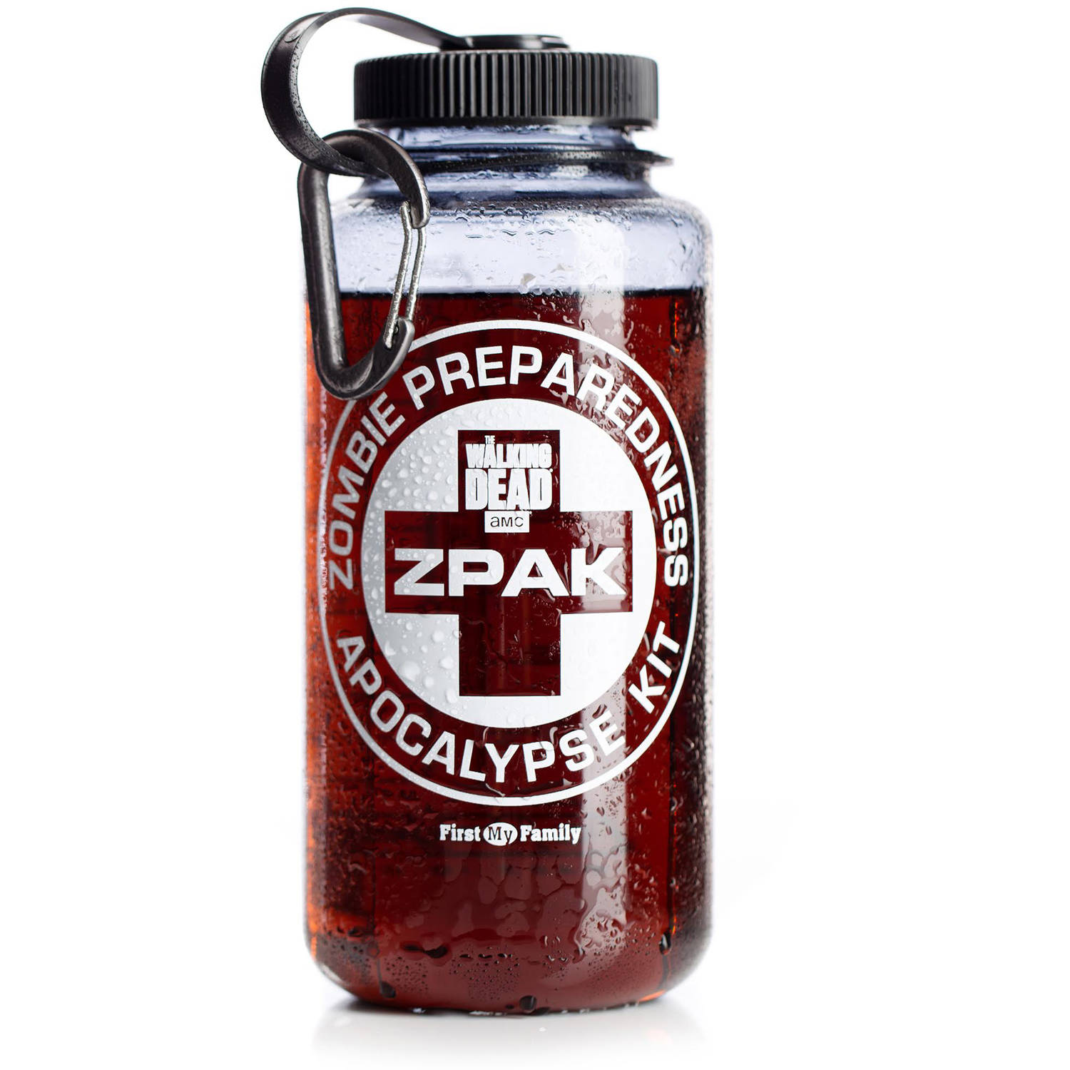 AMC The Walking Dead Zombie Preparedness Apocalypse Kit ZPAK