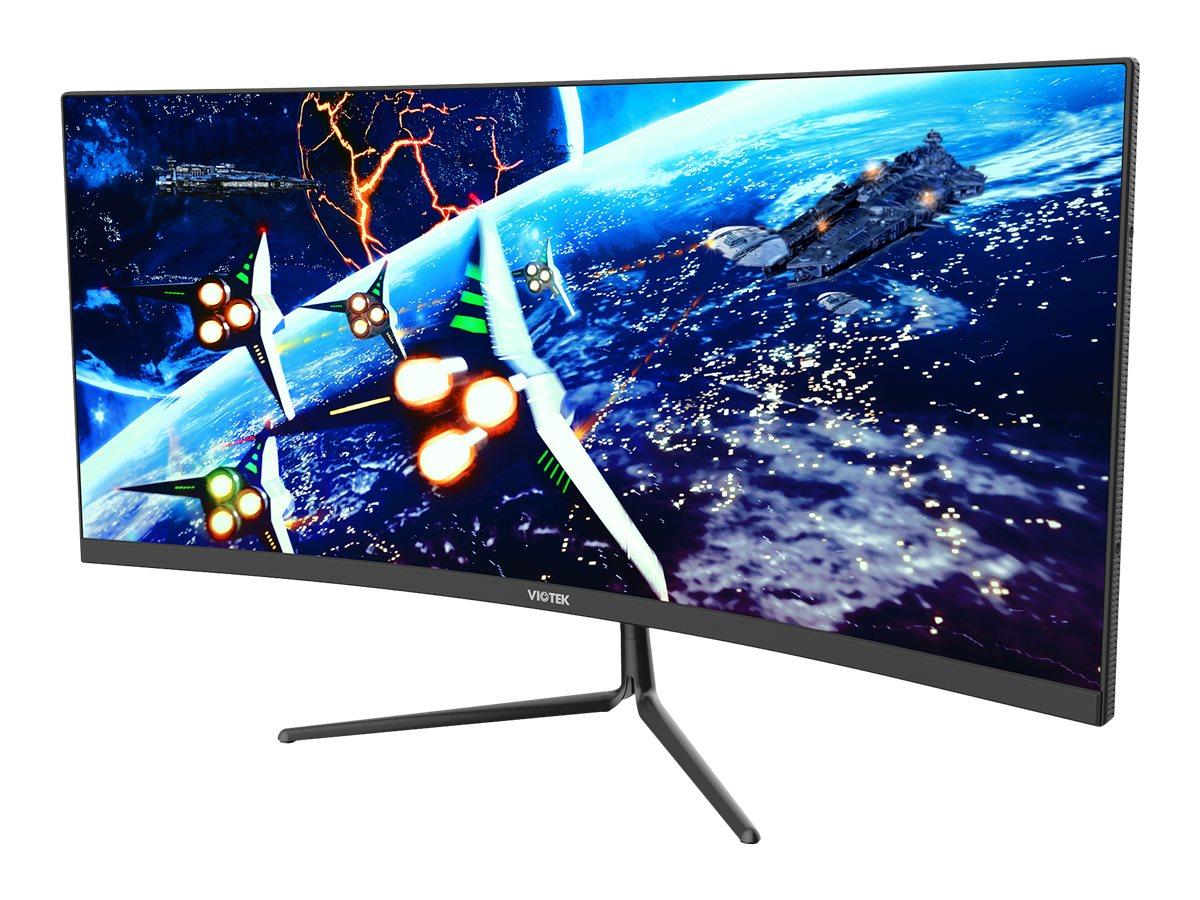 Viotek Gnv29cb Ultrawide Curved 29 Inch Gaming Monitor 120hz Uwfhd 21 9 Freesync G Sync Compatible Walmart Com Walmart Com