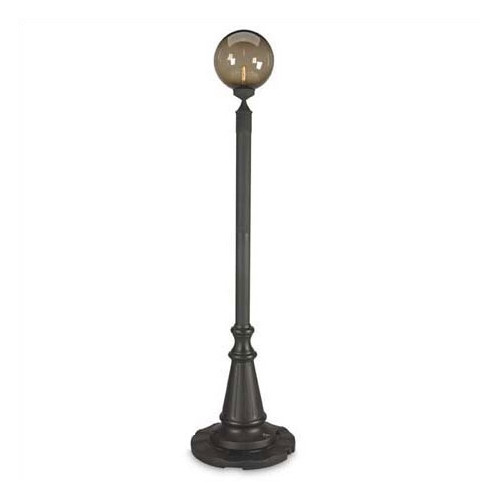 Patio Living Concepts European Outdoor 1-Light 85'' Post Light by Patio Living Concepts