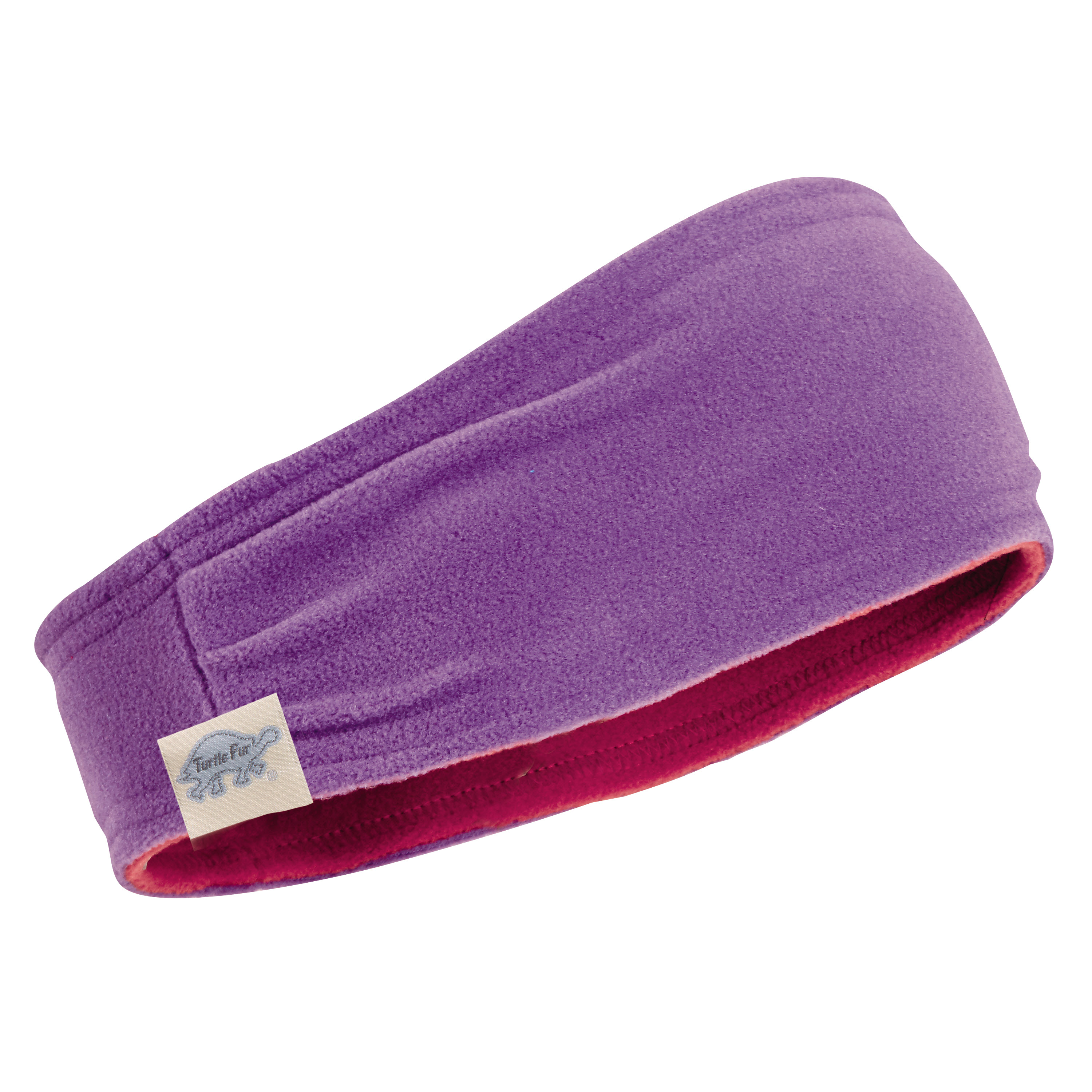 Turtle Fur Double-Layer Micro Fur Performance Fleece Dynamic Reversible Headband