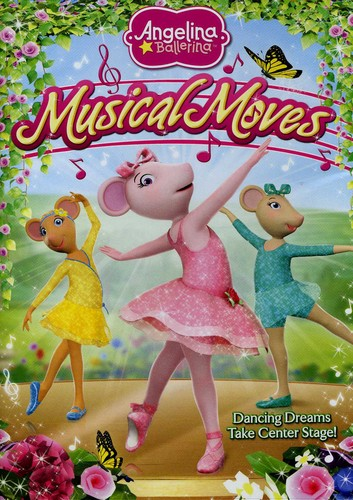 Angelina Ballerina: Musical Moves by Trimark Home Video