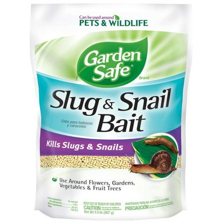 Garden Safe Brand Slug & Snail Bait, 2-lb