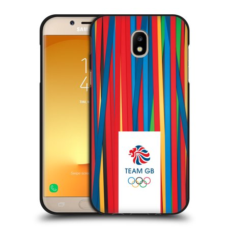 OFFICIAL TEAM GB BRITISH OLYMPIC ASSOCIATION RIO BLACK SOFT GEL CASE FOR SAMSUNG PHONES 2