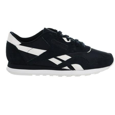 f6633fbe992 Reebok Cl Nylon Pn Sneaker - Collegiate Navy White - Mens - 11.5 -  Walmart.com