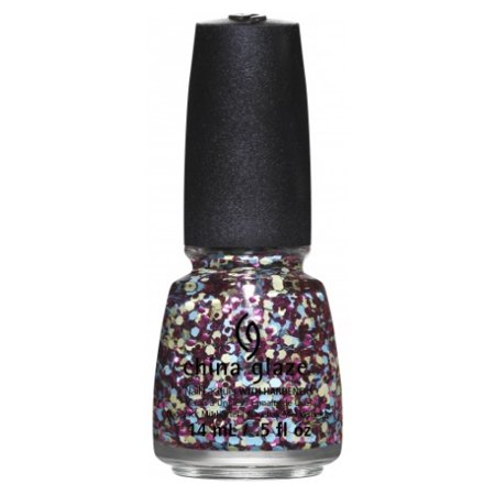 CHINA GLAZE Nail Lacquer - Suprise Collection - I'm A Go Glitter - image 1 of 1