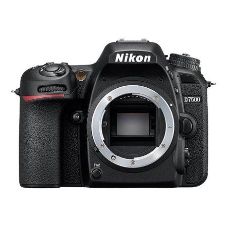 Nikon D7500 - Digital camera - SLR - 20.9 MP - APS-C - 4K / 30 fps - body only - Wi-Fi, Bluetooth - refurbished